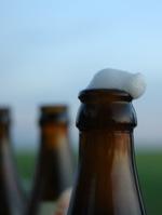 Bottled-beer-foam