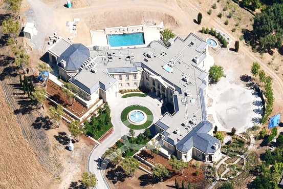 20 Most Expensive Celebrity Homes, Their Price and ...
