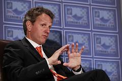 Geithner DETROIT ECONOMIC CLUB