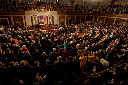Joint Session of the United States Congress