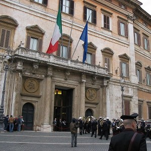 Italy Parliament