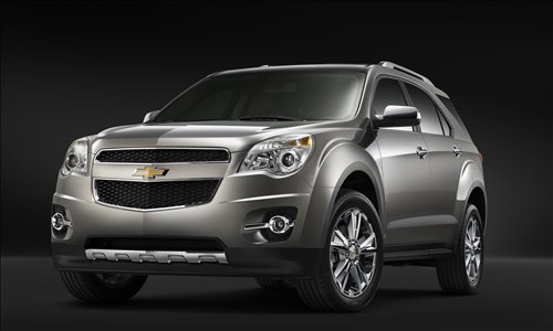 GM chevy equinox
