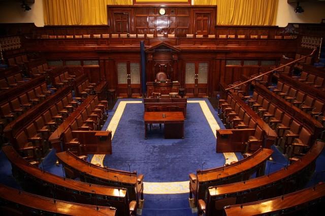 Ireland chamber