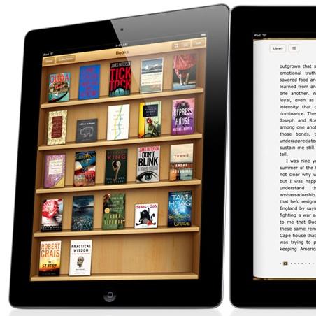 e-book ipad