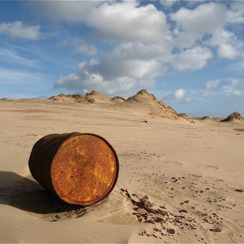 oils sands