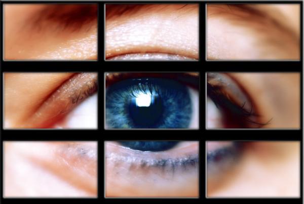 retina display TV eye