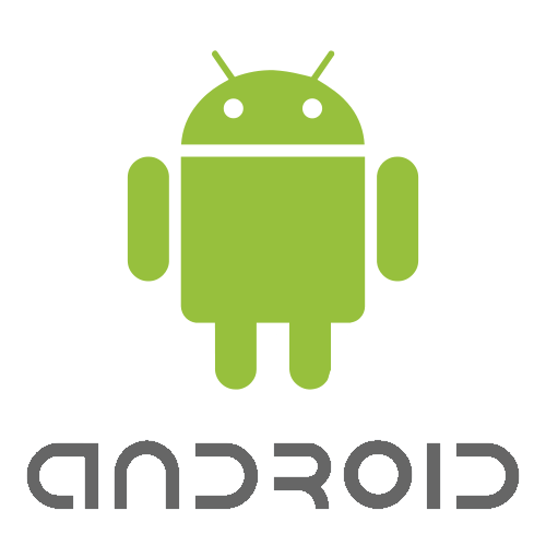 android-logo-white