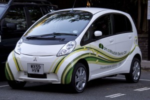 Big Green: Man Drops $32K to Talk Electric Cars with Obama