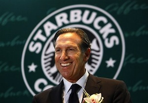 howard schultz-starbucks-CEO