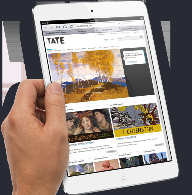 Price tags and screen sizes are driving tablet growth for Table th size