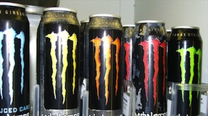 monster-energy drinks