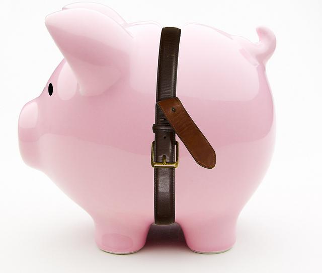 Tighten Your Belt - Austerity