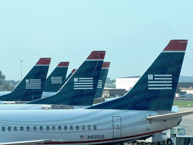 US Airways Airplanes