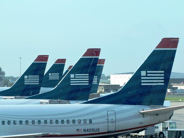 US Airways Airplanes