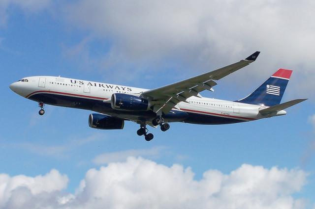 US Airways Plane 2