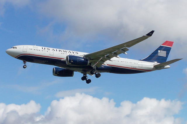 US Airways Plane 2