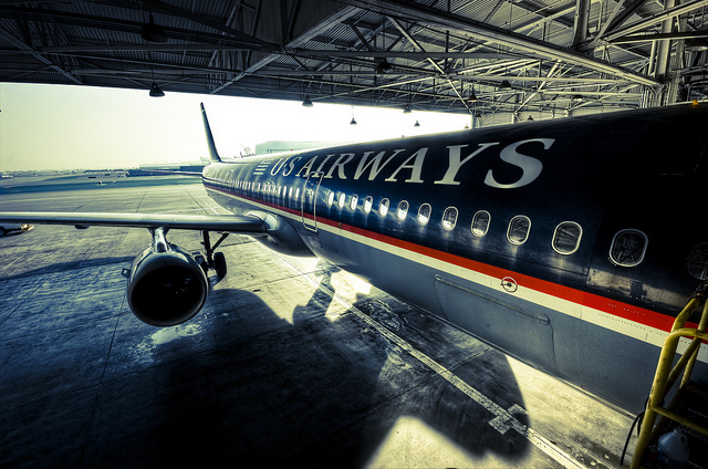 US Airways Plane