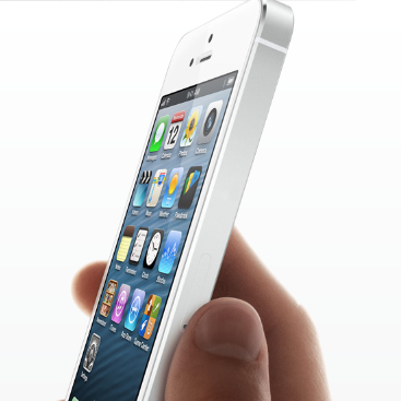 iphone white