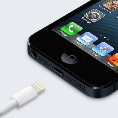 lightning iphone