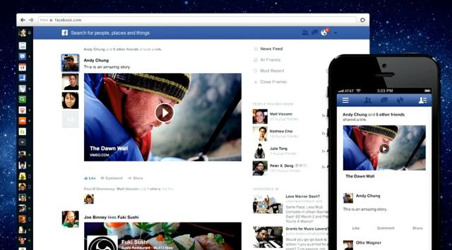 FacebookNewsFeed