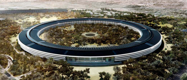 Apple HQ 2.b