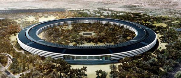 Apple HQ 2.b