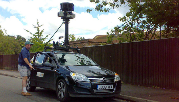 GoogleStreetViewCar