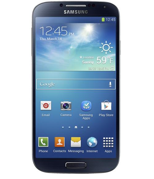 Samsung's Galaxy S4