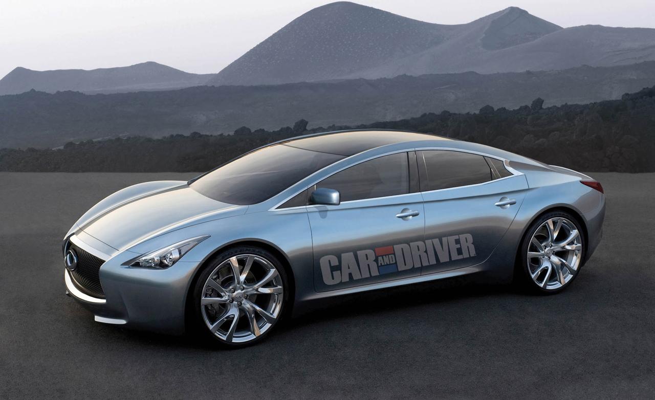 2014-Infiniti-electric-sedan