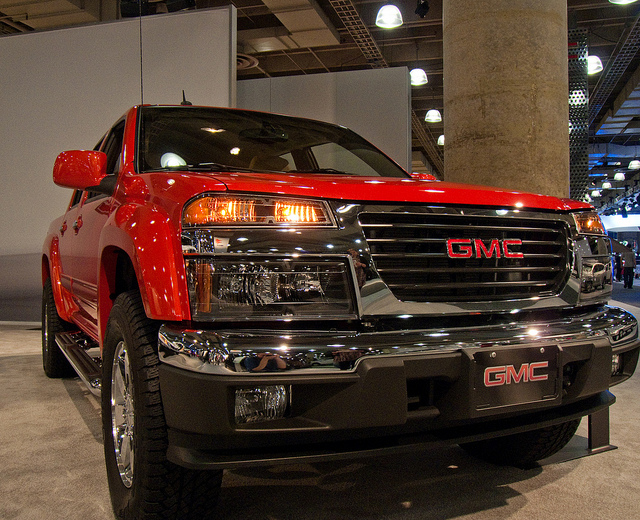 General motor GMC