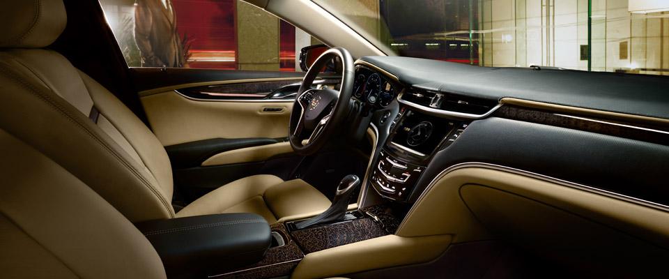 Cadillac XTS I