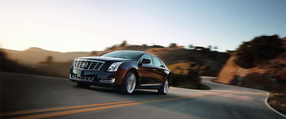 Cadillac XTS II