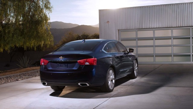 Is This The End Of The Chevy Impala