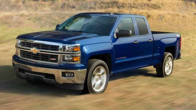 Chevrolet Silverado Pick up