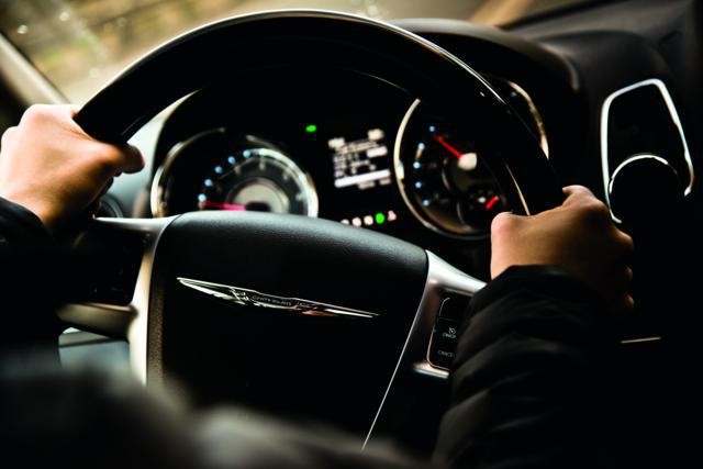 Chrysler Interior
