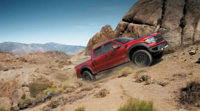 Ford SVT Raptor F-150