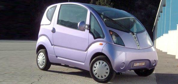 MDI Air car MiniFlowAIR