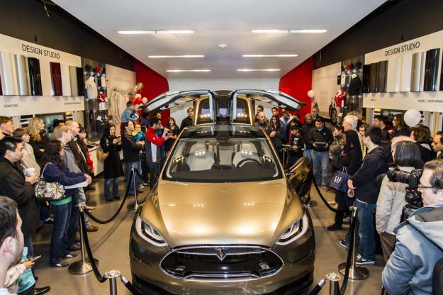 Model X Tesla Motors