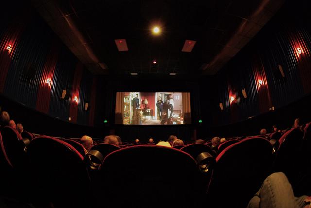 Movie theatres porn nj