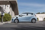 Chevy Will Sell the Spark EV in Its First East Coast Market