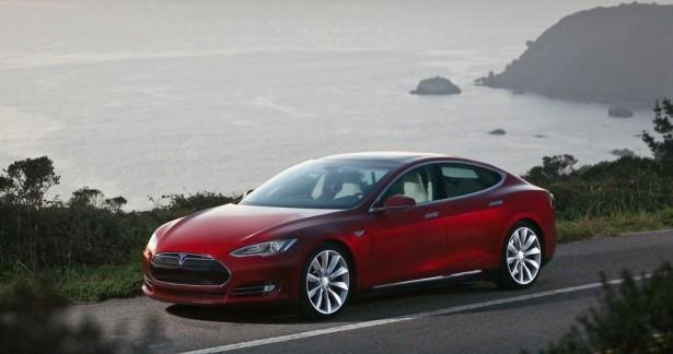 Tesla Model S I