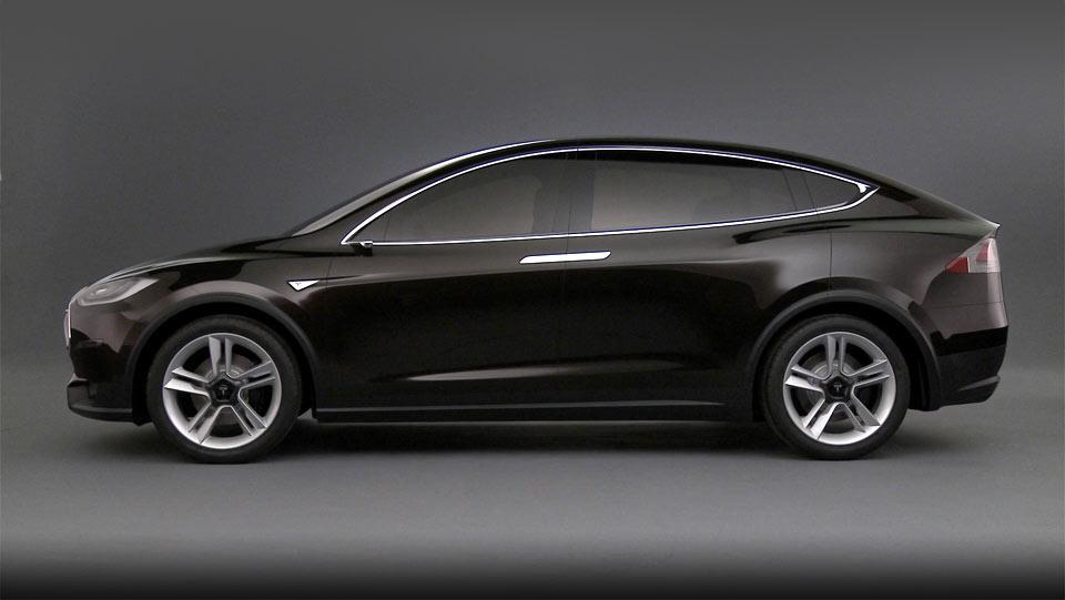 Tesla Motors Car