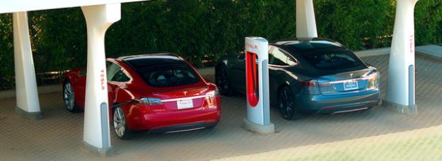 Tesla Supercharger