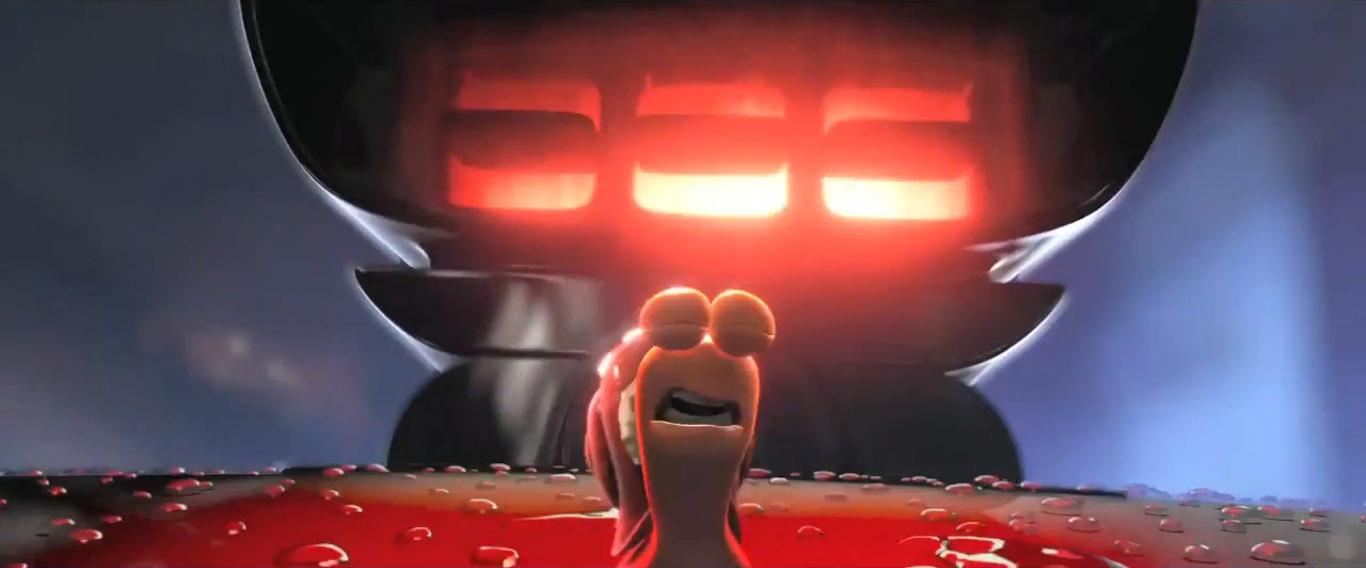Turbo DreamWorks Chevy Camaro Movie General Motors