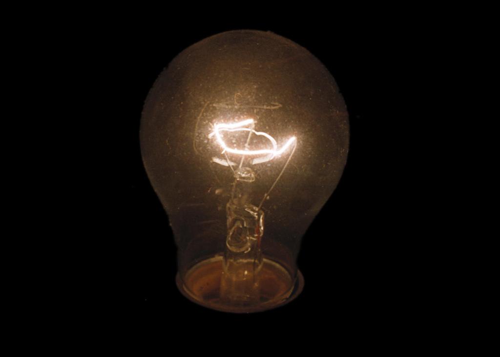 Dim Light Bulb