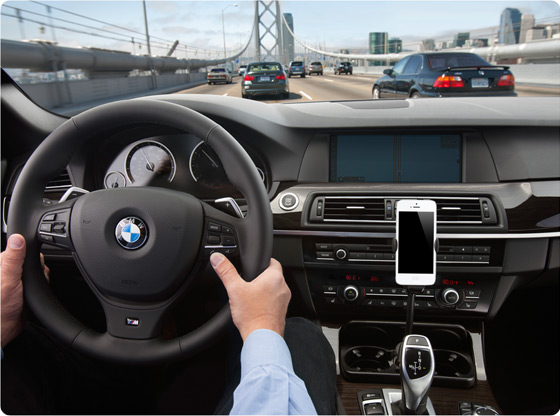 Apple's Patent May Protect Drivers From Themselves, But Will It Sell?