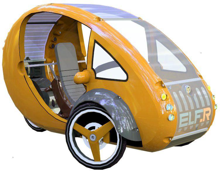 Organic Transit's Elf