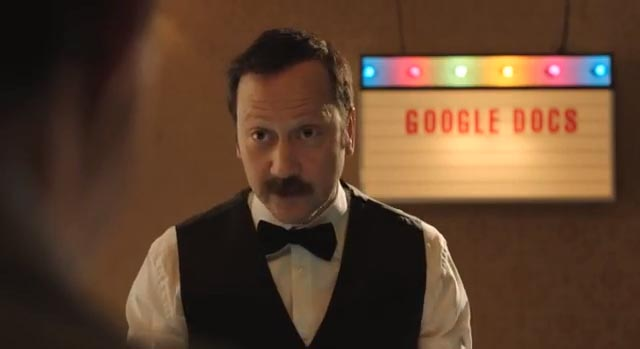 Screenshot of Microsoft Office Commercial