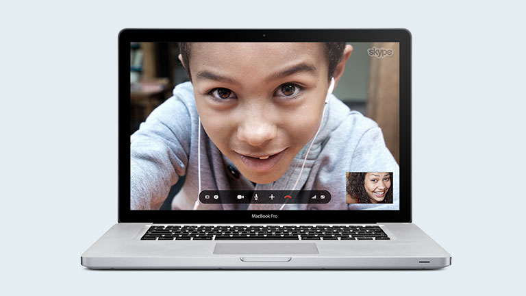 skype video call