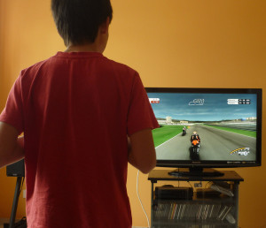 video game..